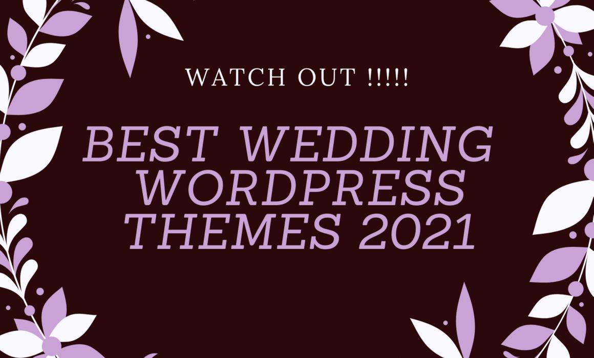 best wedding wordpresss theme