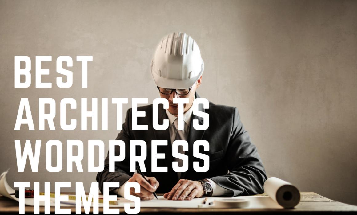 best architect wp theme