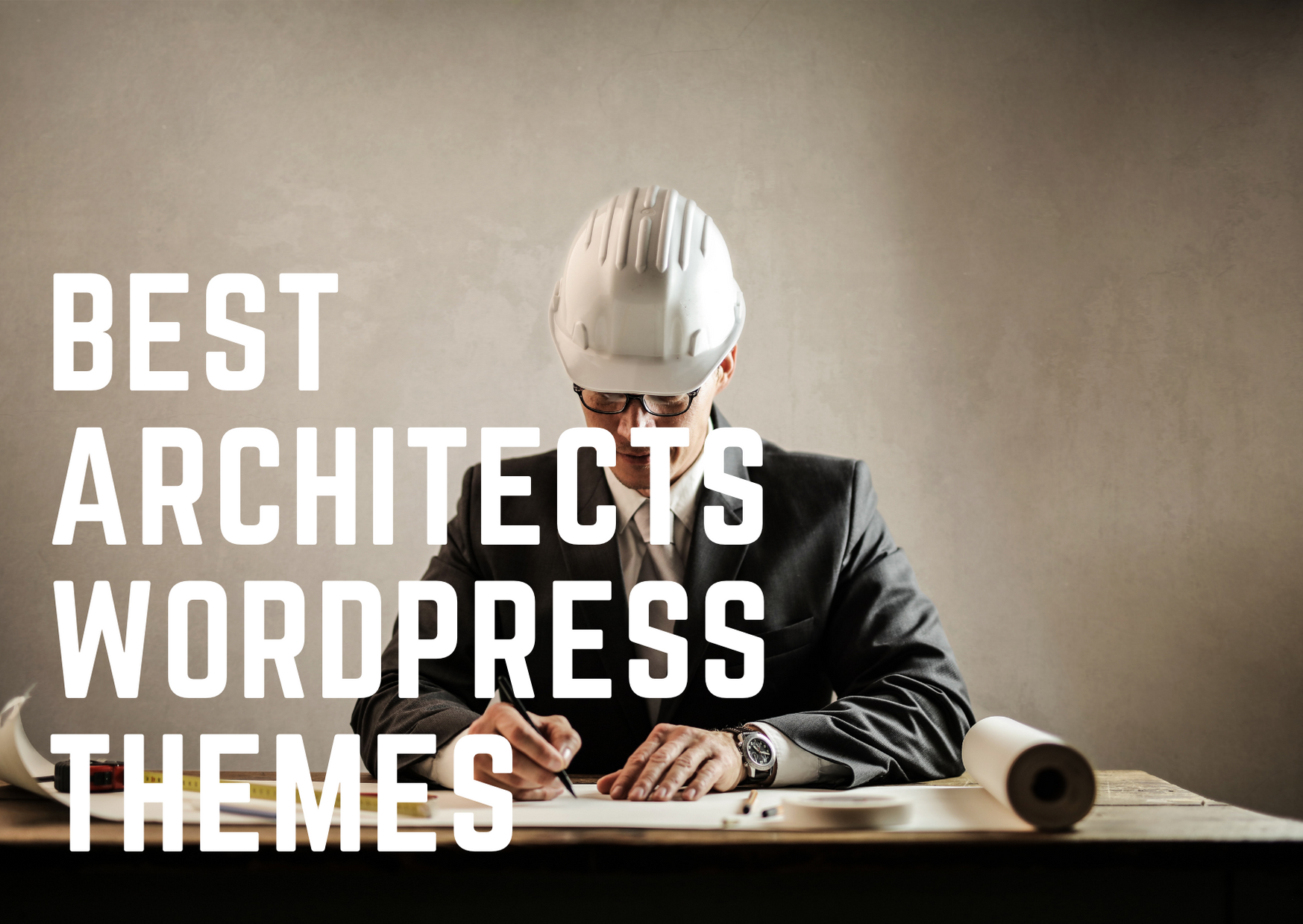 best architect wp theme