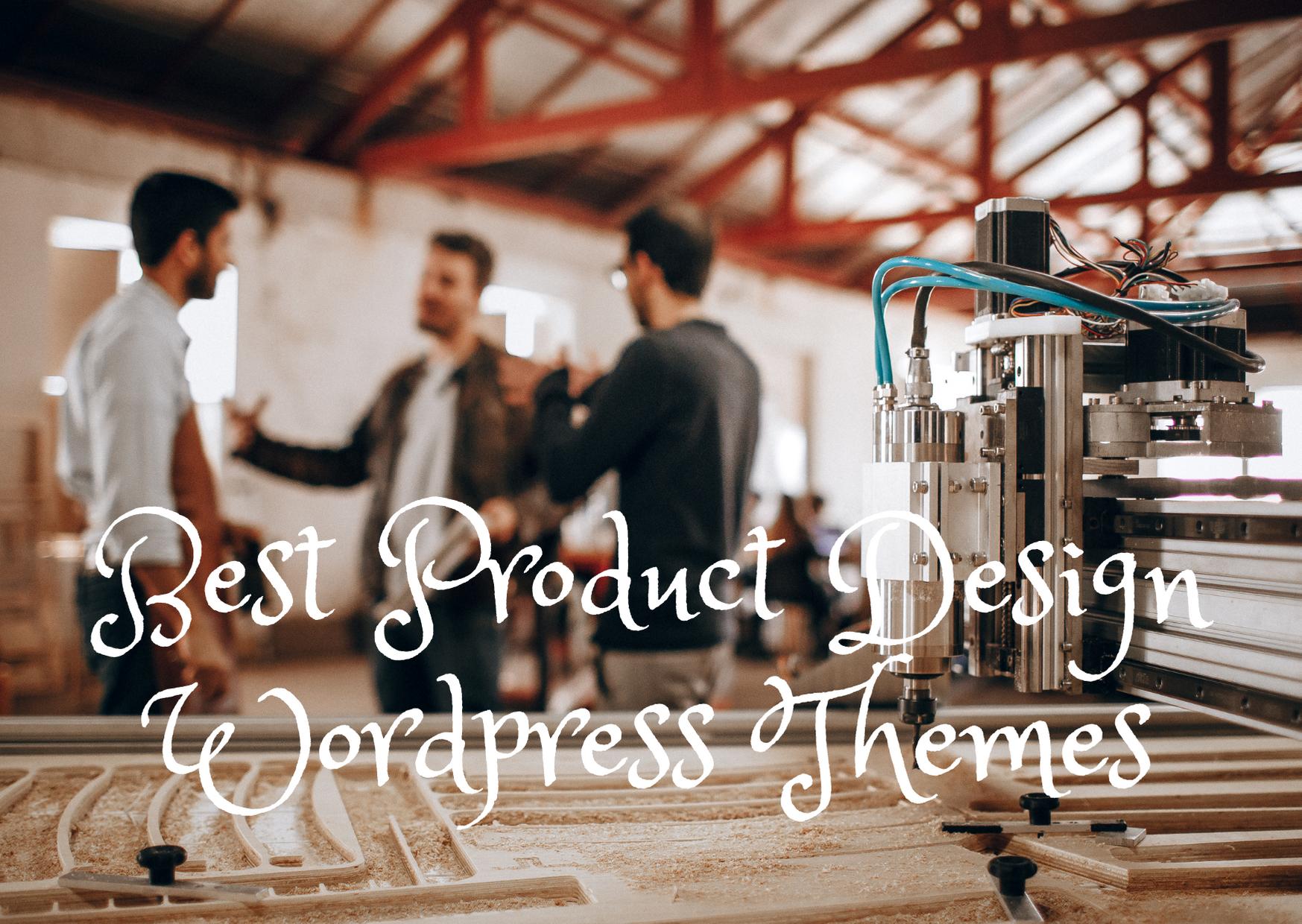 best product design wp theme