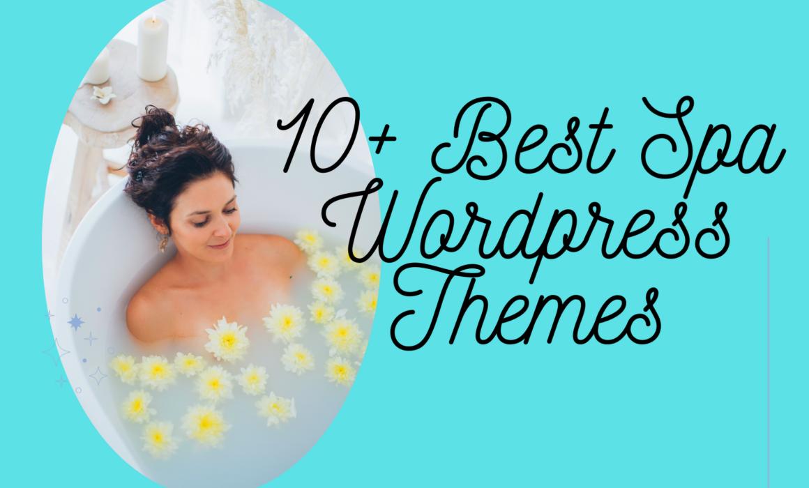 best spa wordpress theme
