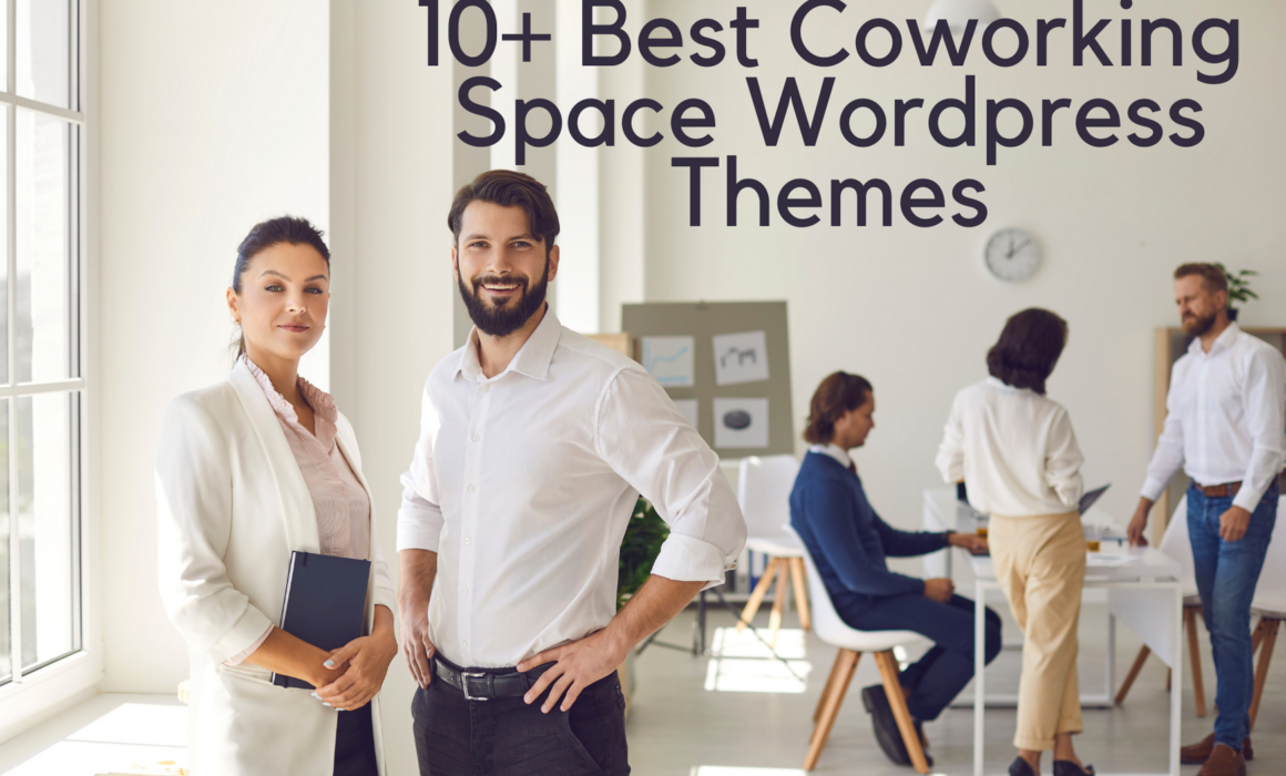 best coworking wp theme