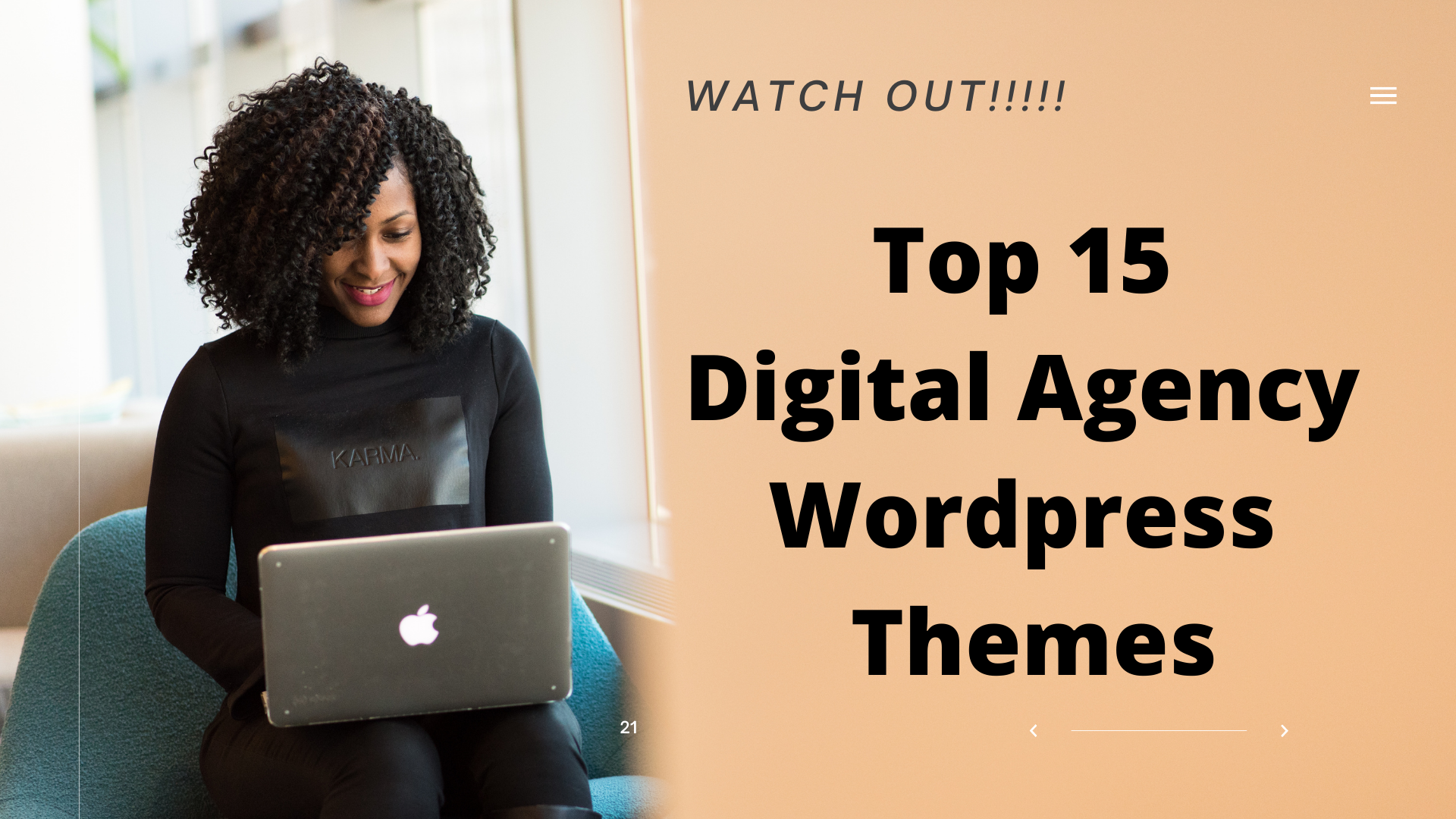 top digital agency wp theme