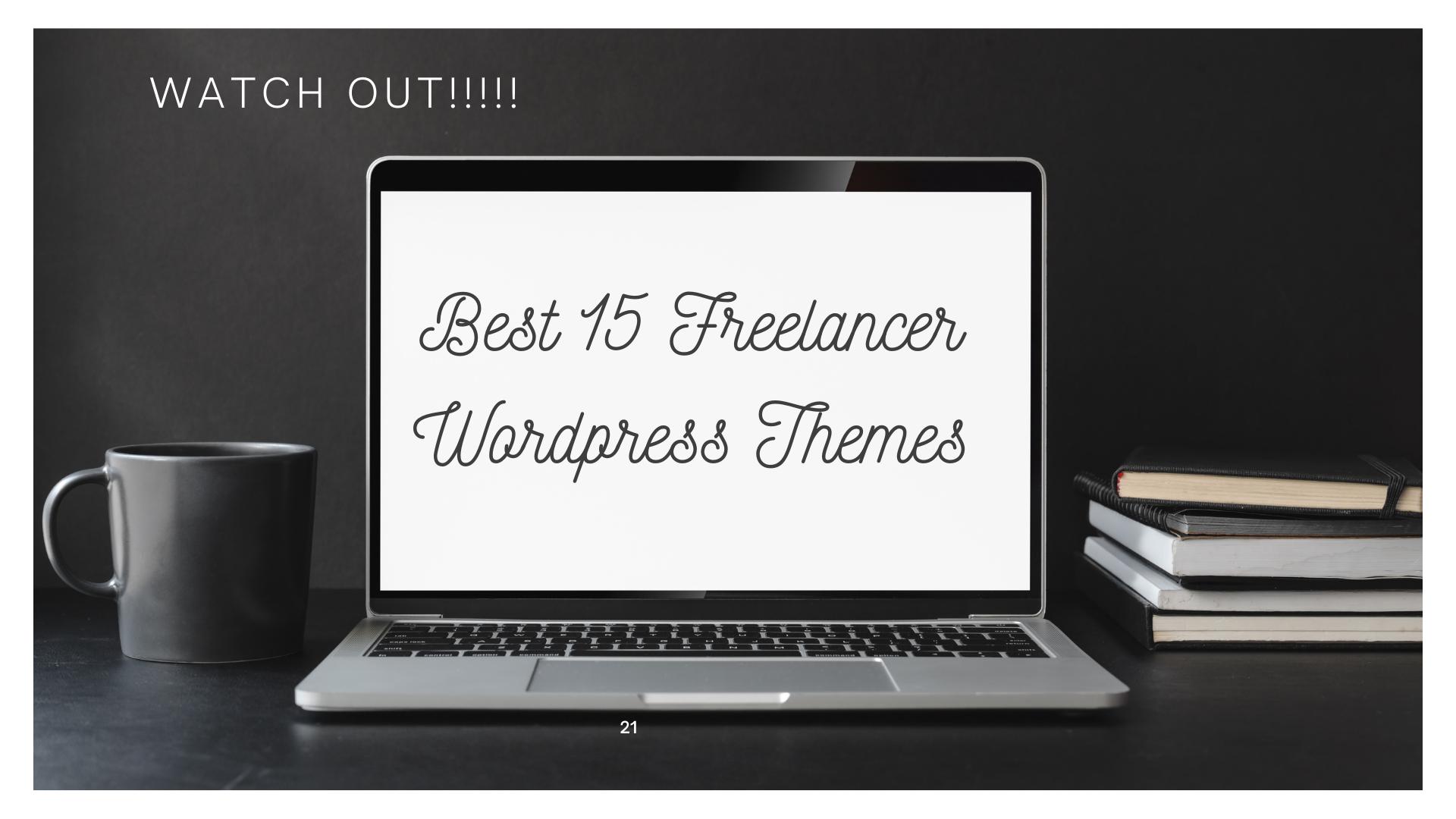 best freelancer wp theme