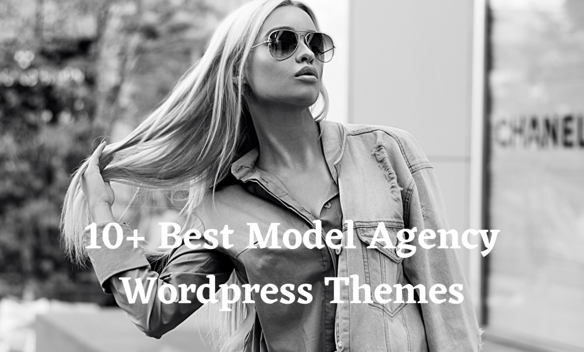 best model agency wp theme