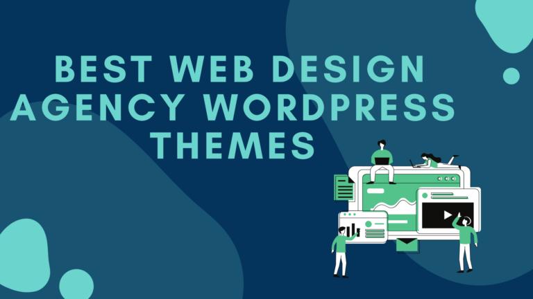BEST WEB DESIGN WP THEME